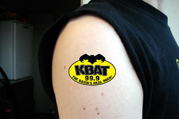 KBAT Tattoo Contest