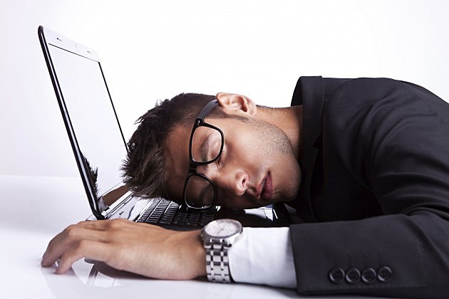 Survey Says: 22% of People Have Fallen Asleep at Work