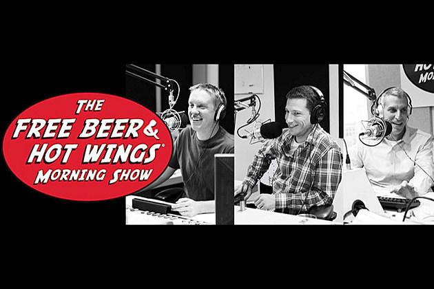 Free Beer & Hot Wings