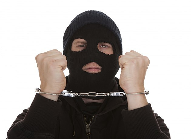 Burglar Is Caught After Taking A Selfie In The Robbery Mask