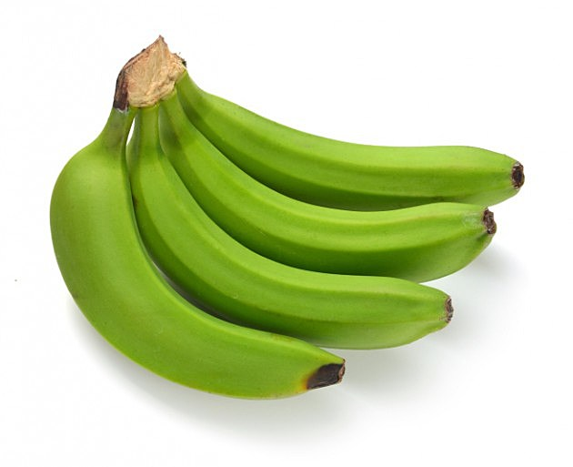 You Should Eat Bananas When They Are Still Green