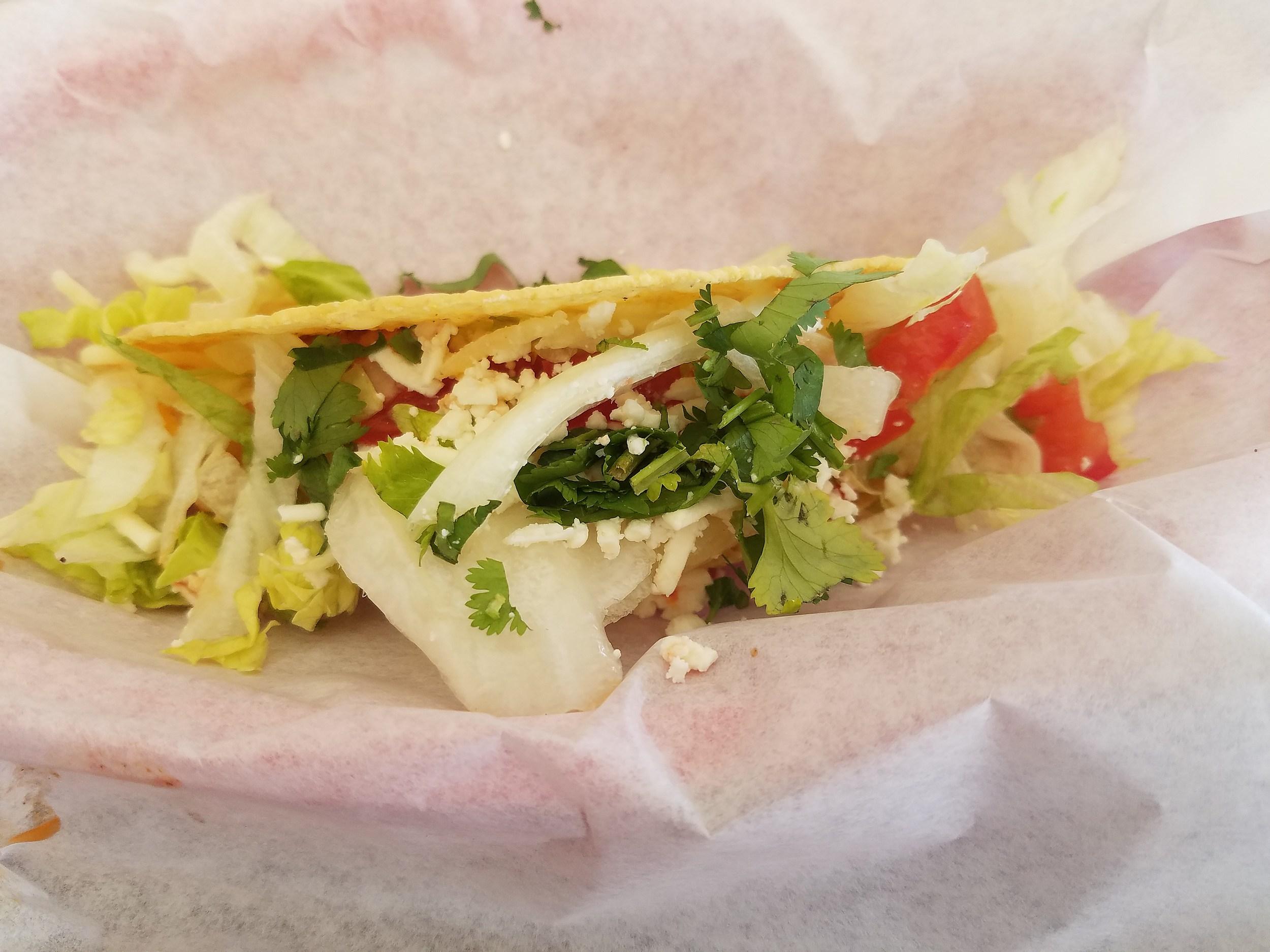 Fuzzy Tacos